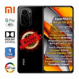 Мобильные телефоны - Xiaomi Poco F3 6/128 5G NFC Новые Гарантия, 0