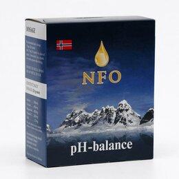 Корма  - Norwegian Fish Oil Norwegian Fish Oil pH-баланс, 14 пакетиков по 10 г, 0