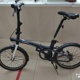 Велосипеды - Велосипед B twin Tilt 500, 0