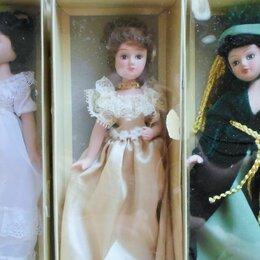 Куклы и пупсы - Куклы фарфоровые, коллекционные, 0