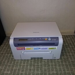 Принтеры, сканеры и МФУ - МФУ лазерное Samsung SCX-4200, 0