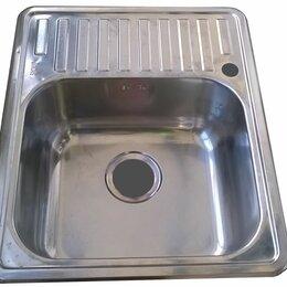 Кухонные мойки - Врезная кухонная мойка Iddis 59х49см нержавеющая сталь, 0