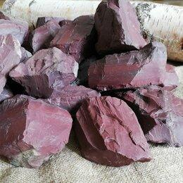 Камни для печей - Камни для бани и сауны (Яшма сургучная), 0