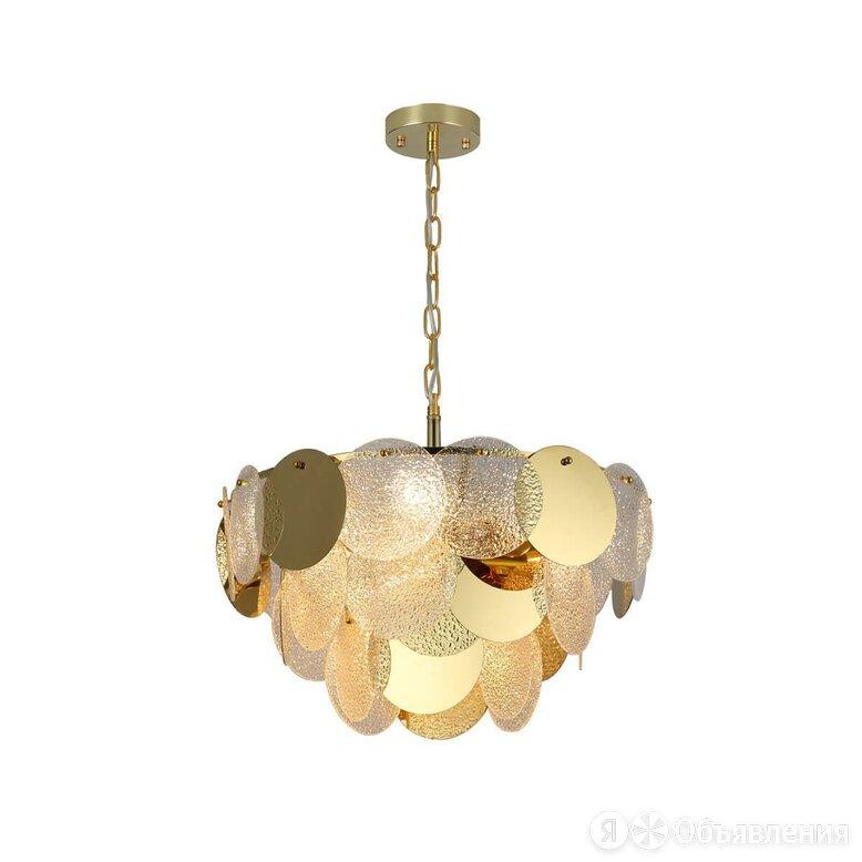 Подвесная люстра Favourite Dazzling 2741-7P по цене 25740₽ - Люстры и потолочные светильники, фото 0