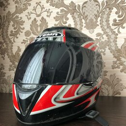 Мотоэкипировка - Мотошлем Yema Helmet 822, 0