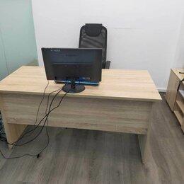 Компьютерные и письменные столы - Стол письменный большой широкий 1500х700мм, 0