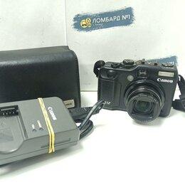 Фотоаппараты - Л.К. Фотоаппарат Canon PowerShot G12, 0