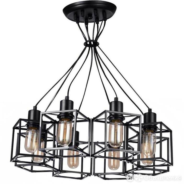 Подвесной светильник Stilfort Nighta 3018/00/08P по цене 11742₽ - Люстры и потолочные светильники, фото 0