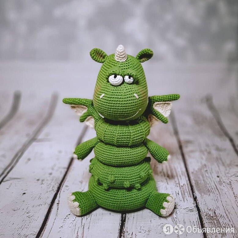 Дракончик  по цене 2000₽ - Мягкие игрушки, фото 0