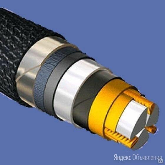 ААБл 3х185(ож)-10 по цене 10₽ - Кабели и провода, фото 0