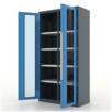 Шкаф инструментальный Ferrum Premium 13.2082, двери со стеклом, 8 полок по цене 61519₽ - Наборы инструментов и оснастки, фото 2