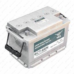 Блоки питания - Автоград Аккумулятор УАЗ ОРИГИНАЛ 66А (3741-00-3703010-20), 0