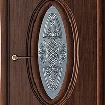 Межкомнатные двери - Дверь межкомнатная Гармония (экошпон), 0