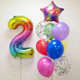 Воздушные шары - Гелиевые латексные шары, 0