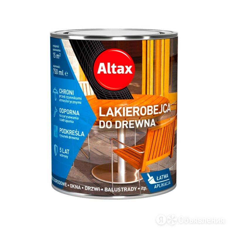 Лак-морилка ALTAX LAKIEROBEJCA по цене 1342₽ - Лаки, фото 0