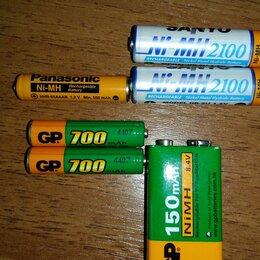 Батарейки - Аккумуляторы , 0
