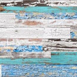 Прочие аксессуары - Замковое пробковое покрытие Ruscork Digital PHOTOCORK Country PB-FL Aquamarine, 0