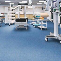 Линолеум - Токопроводящие напольные покрытия для медицинских учреждений, 0