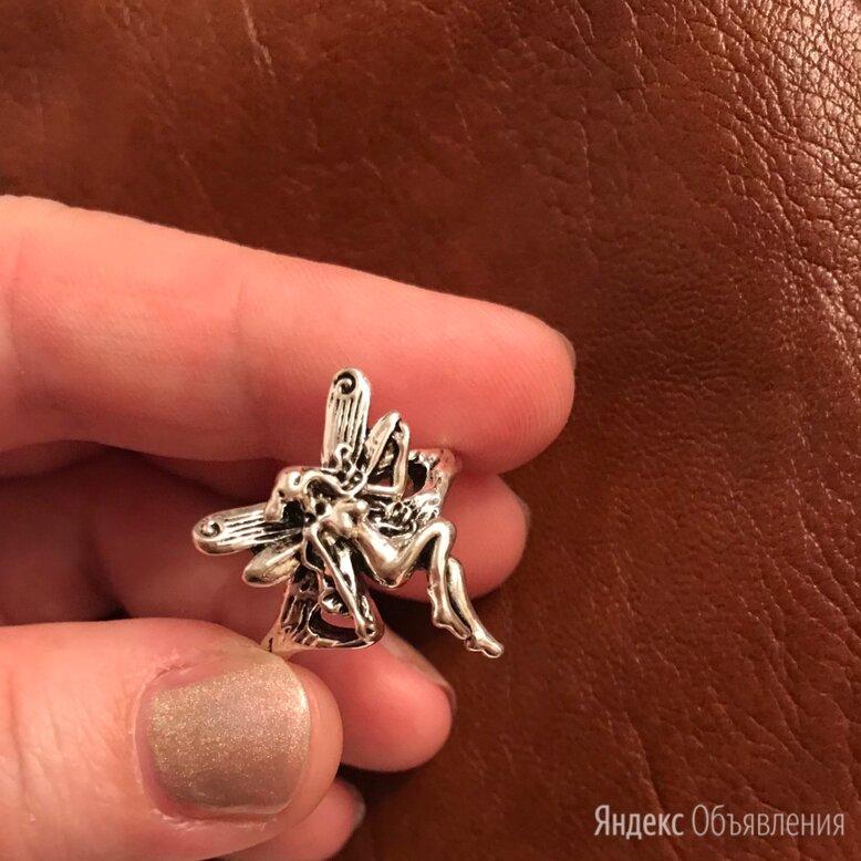 Винтажное Серебряное кольцо Ангел.Ручной работы. по цене 500₽ - Кольца и перстни, фото 0