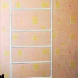 Шведские стенки - Шведская стенка с турником из мет. трубы, б/у, 0