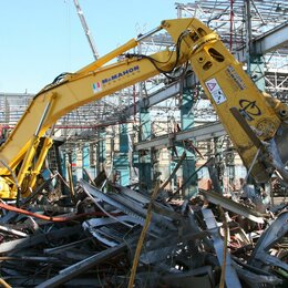 Архитектура, строительство и ремонт - Демонтаж металлоконструкций любой сложности. Вывоз , 0