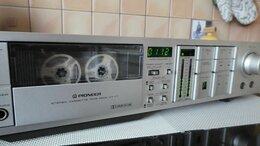Музыкальные центры,  магнитофоны, магнитолы - Pioneer CT-Y7 стерео дека 1983 г., 0