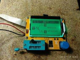 Измерительные инструменты и приборы - Транзистор тестер, esr метр esr-t4, 0