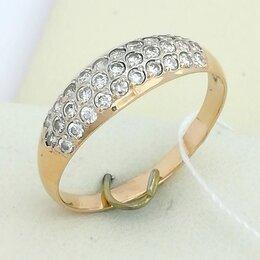 Кольца и перстни - кольцо / размер 18 / 1,88г / золото 585, 0