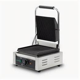 Электрические грили и шашлычницы - Гриль контактный Hurakan HKN-PE22R, 0