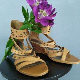 Босоножки - Босоножки женские 39 размер на каблуке, 0
