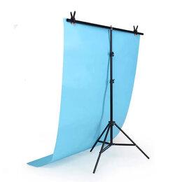 Стойки и крепежи - Стойка для крепления фона 2х1,5 метра, 0
