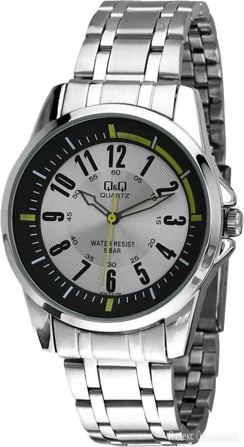 Наручные часы Q&Q Q708J214Y по цене 1680₽ - Наручные часы, фото 0