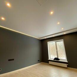 Архитектура, строительство и ремонт - натяжной потолок в гостинной, 0
