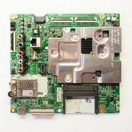 Запчасти к аудио- и видеотехнике - Материнская плата EAX67133404 для телевизора LG 55UJ634, 0
