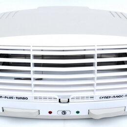 Ионизаторы - Воздухоочиститель-ионизатор Супер-Плюс-Турбо, 0