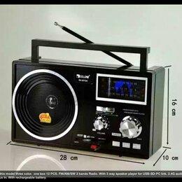 Радиоприемники - Радиоприемник колонка MP3 GOLON RX-BT04, 0