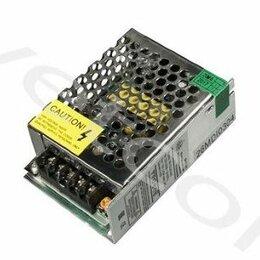 Радиодетали и электронные компоненты - Источник питания стаб. напр. для LED 220VAC/12VDC, max 150Вт, алюм.корп. 250*53*, 0