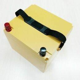 Аккумуляторы и комплектующие - Аккумуляторная батарея 12В 74Ач (LiFePO4, 4S1P, EVE 74), 0