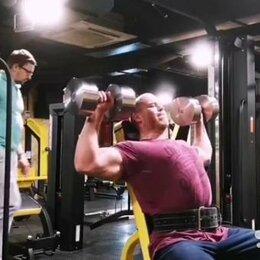 Аксессуары для силовых тренировок - Гантельный ряд, гантели 235кг. Произв-во и др.вес, 0