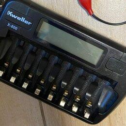 Зарядные устройства и адаптеры питания - Зарядное устройство Kweller X-800, 0