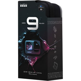 Экшн-камеры - GoPro HERO 9 BLACK, 0