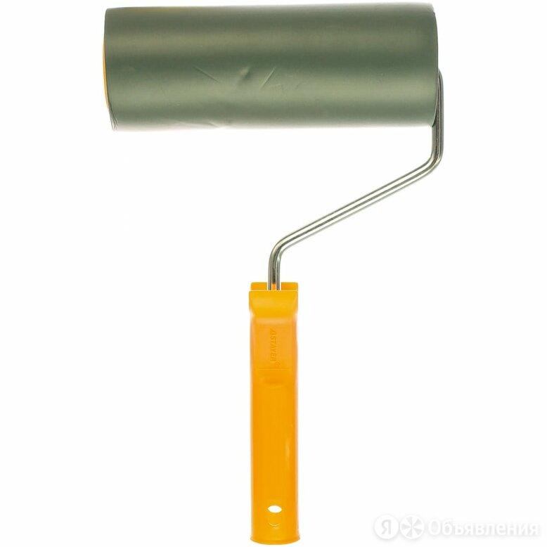 Прижимной полиуретановый валик STAYER 03913-18 по цене 472₽ - Валики и ёмкости, фото 0