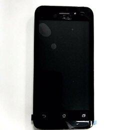 Дисплеи и тачскрины - Дисплейный модуль Asus ZenFone Go ZB452KG, 0