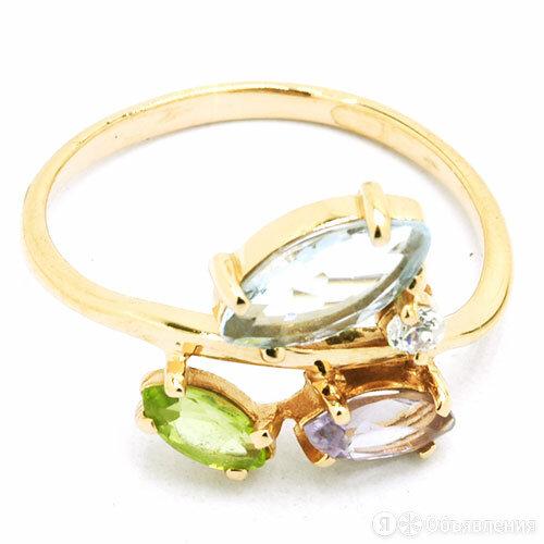Кольцо Золото 585 по цене 10040₽ - Комплекты, фото 0
