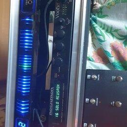 Процессоры и педали эффектов - Гитарный комплект оборудования в рэковом кейсе для гитариста, 0