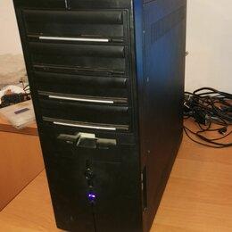 Настольные компьютеры -     AMD Athlon 64 5200 2.0Ghz / 4GB  / 500GB, 0