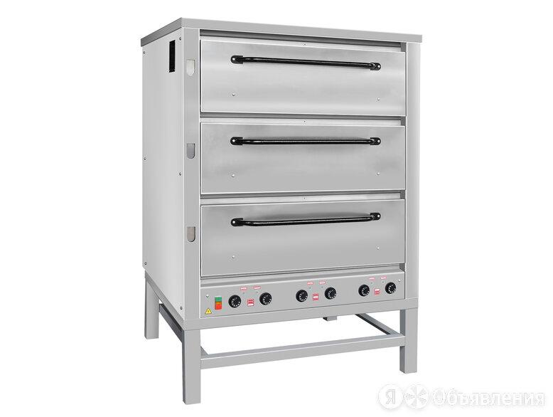 Печь хлебопекарная хпэ-500 оцинкованная по цене 84598₽ - Прочее оборудование, фото 0