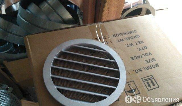 Решетка наружная круглая IGS 125 по цене 417₽ - Прочие хозяйственные товары, фото 0