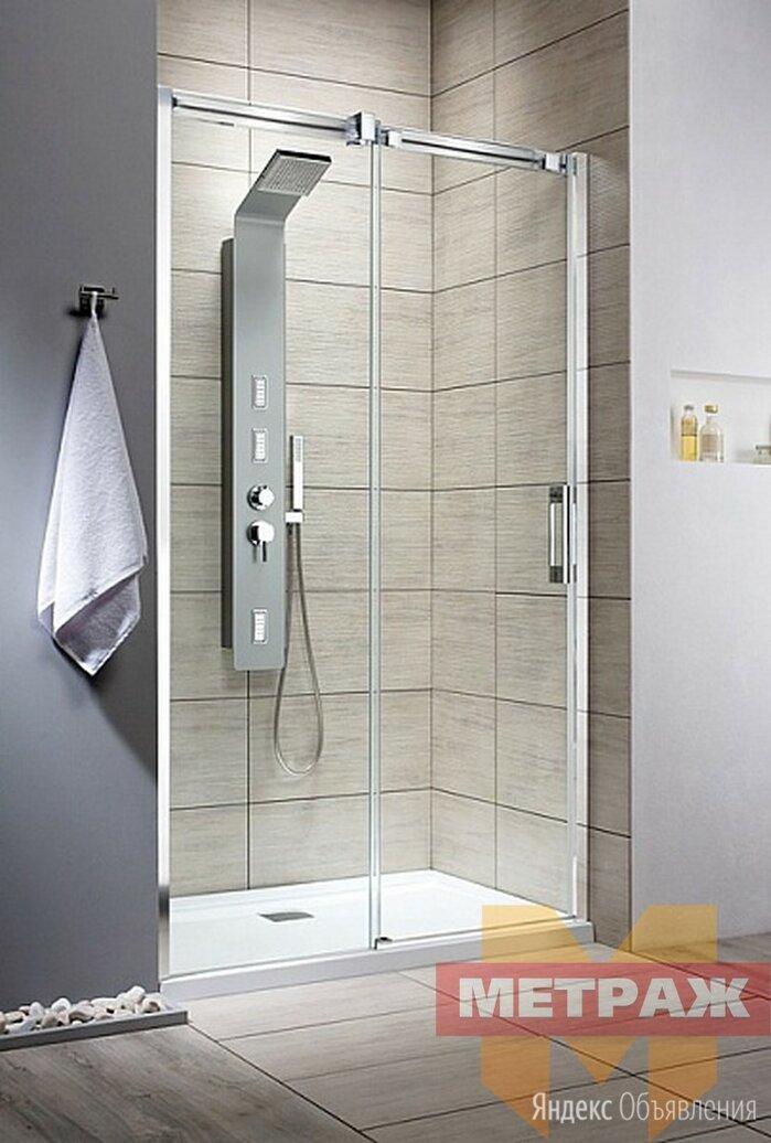 Раздвижные душевые двери Espera DWJ 160/R неподвижная стенка 750 R по цене 52708₽ - Полки, шкафчики, этажерки, фото 0