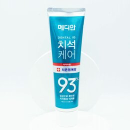 Зубная паста - Зубная паста для ухода за дёснами с цеолитом Median Dental IQ 93% Prevent Gingiv, 0